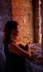 Kristy at Assisi